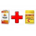 Набор Поливитаминов (180 таб.) + С 500 мг (50 таб.)