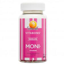 Monivitamiini Sana-Sol 60 kpl Vitabons