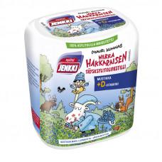 Пастилки без сахара с витамином Д Herra Hakkaraisen Mustikka + D-vitamiini черника