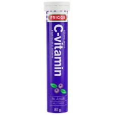 Friggs C-Vitamiini Mustikka 20шт