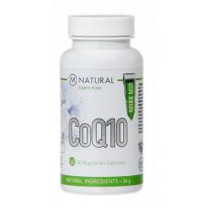 M-NATURAL Co-Q10, 100 mg, 60 kaps.