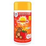 MINISUN D-VITAMIINI 10 MIKROG JUNIOR NALLE 100+25 PURUTABL