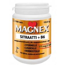 Magnex Sitraatti + B6-vitamiini
