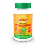 Minisun Pehmokonna 10 mikrog D-vitamiini 60 kpl