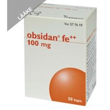 Obsidan Fe++ 100 mg 50капс