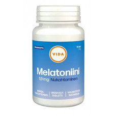 Vida Melatoniini 1,9 mg 90 tabl.