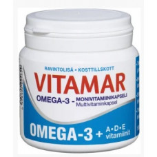 Vitamar Omega-3 + ADE - 100 kaps